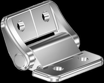 Reell PHCA Aluminum Position Hinge