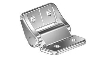 Reell PHCA Aluminum Hinge